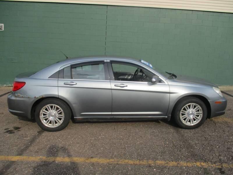 2008 Chrysler Sebring Touring 4dr Sedan - Alliance OH
