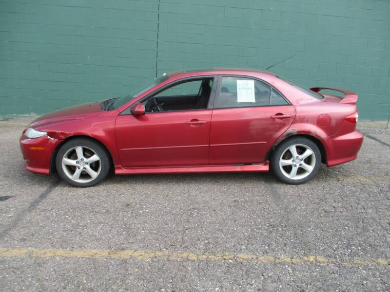 2005 Mazda MAZDA6 i 4dr Sports Sedan - Alliance OH