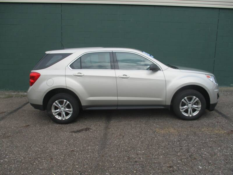2013 Chevrolet Equinox LS 4dr SUV - Alliance OH