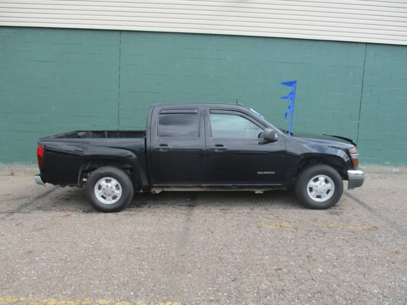 2005 Chevrolet Colorado 4dr Crew Cab Z85 LS Rwd SB - Alliance OH