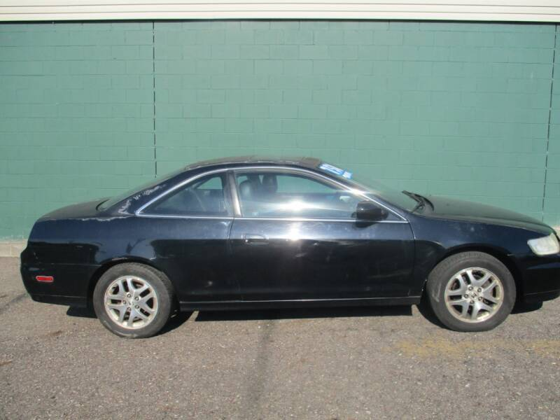 2002 Honda Accord EX V-6 2dr Coupe - Alliance OH