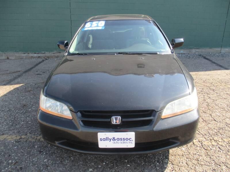 1999 Honda Accord EX 4dr Sedan - Alliance OH