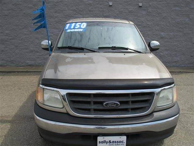2002 Ford F-150 4dr SuperCrew XLT 2WD Styleside SB - Alliance OH