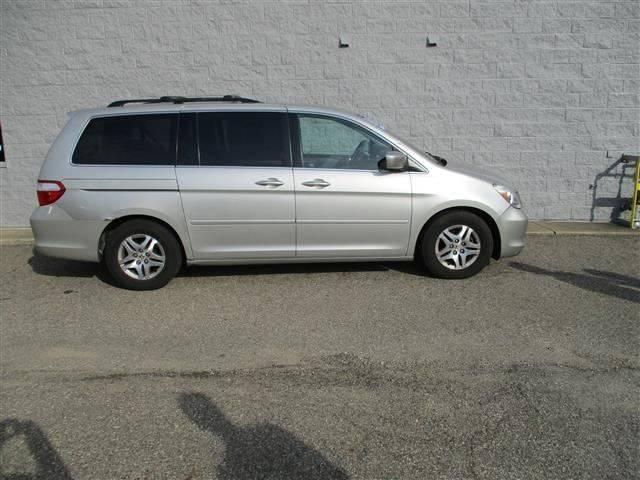 2005 Honda Odyssey EX 4dr Mini-Van - Alliance OH