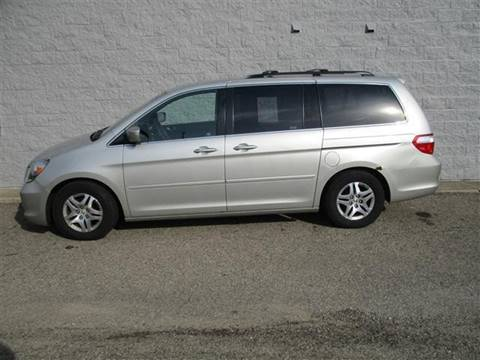 2005 Honda Odyssey for sale in Alliance, OH