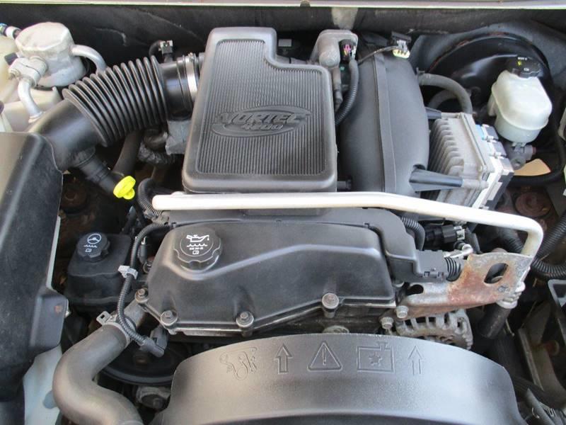 2005 Chevrolet TrailBlazer LS 4WD 4dr SUV - Alliance OH