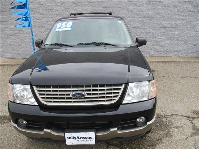 2004 Ford Explorer Eddie Bauer 4WD 4dr SUV - Alliance OH