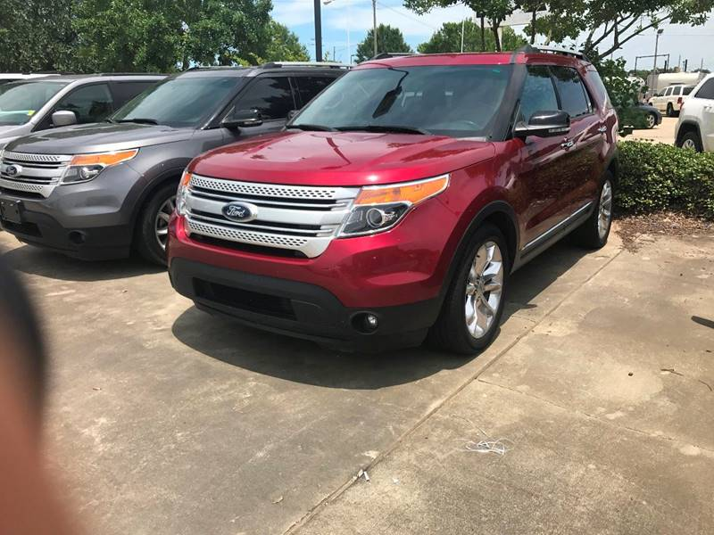 2013 Ford Explorer Limited 4dr SUV - Brookhaven MS