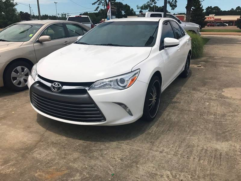 2015 Toyota Camry Le - Brookhaven MS