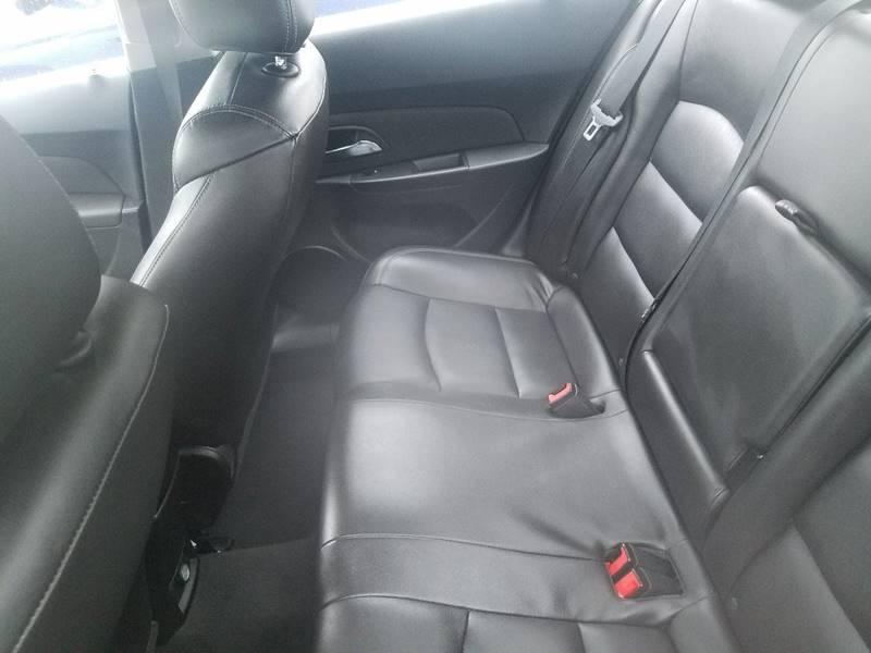 2015 Chevrolet Cruze 1LT Auto 4dr Sedan w/1SD - Brookhaven MS