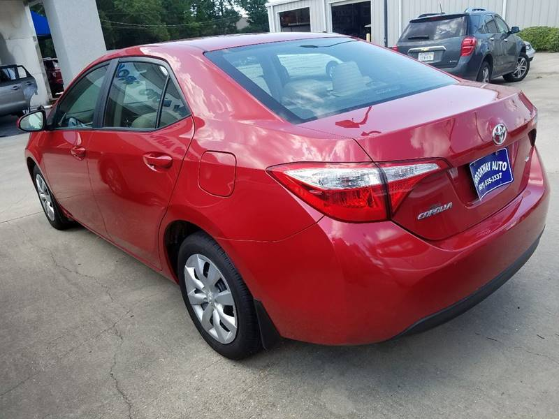 2015 Toyota Corolla L 4dr Sedan 4A - Brookhaven MS