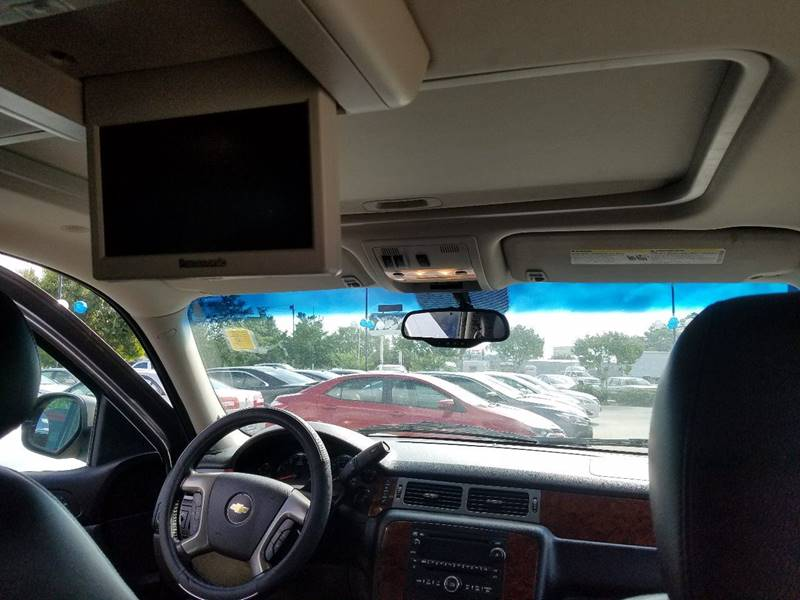 2013 Chevrolet Tahoe 4x2 LT 4dr SUV - Brookhaven MS