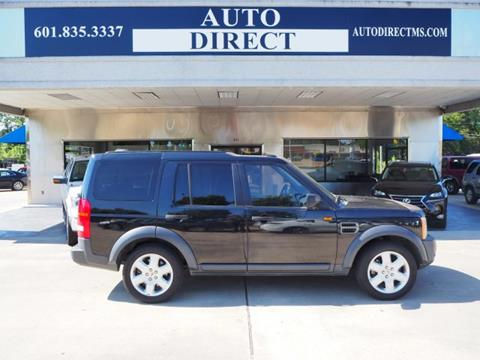 2006 Land Rover LR3 for sale in Brookhaven, MS