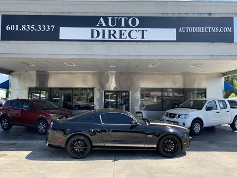 2013 Ford Mustang for sale in Brookhaven, MS
