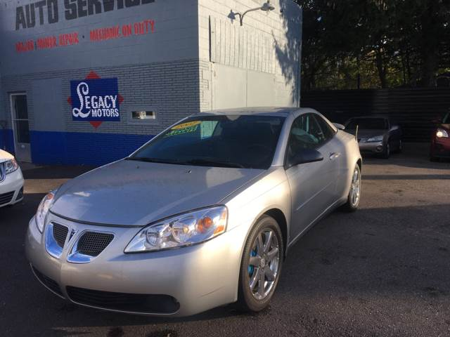 2007 Pontiac G6 car for sale in Detroit