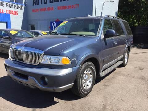 1999 Lincoln Navigator for sale in Detroit, MI