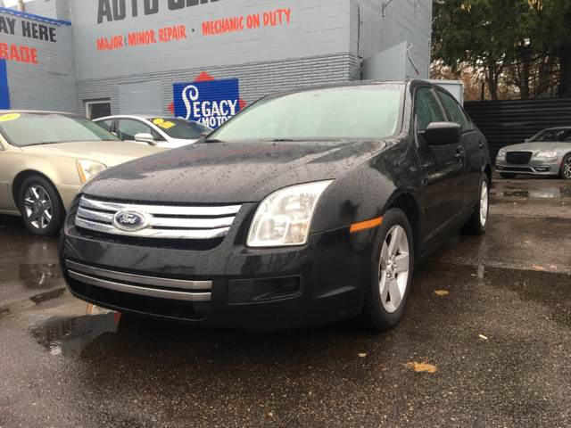 2008 Ford Fusion car for sale in Detroit
