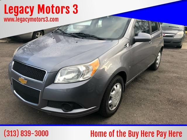 2009 Chevrolet Aveo car for sale in Detroit