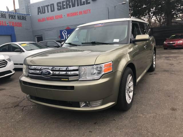 2012 Ford Flex car for sale in Detroit