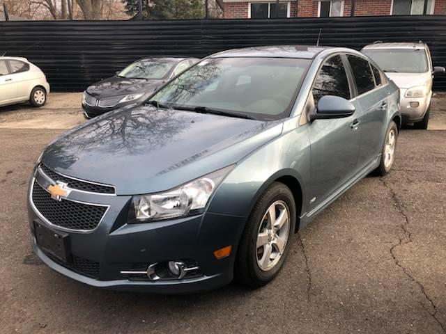 2012 Chevrolet Cruze car for sale in Detroit