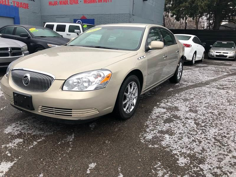 2007 Buick Lucerne car for sale in Detroit