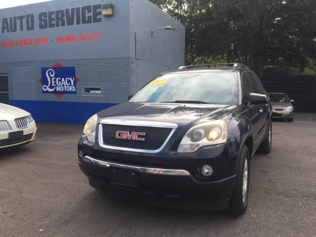 2007 Gmc Acadia car for sale in Detroit