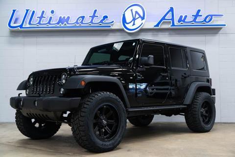 2017 Jeep Wrangler Unlimited for sale in Orlando FL