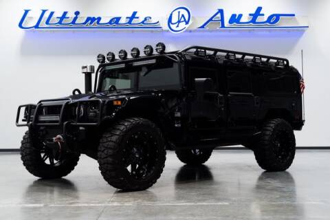 2006 HUMMER H1 Alpha Wagon for sale at Ultimate Auto in Orlando FL