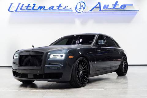 2015 Rolls-Royce Ghost for sale at Ultimate Auto in Orlando FL