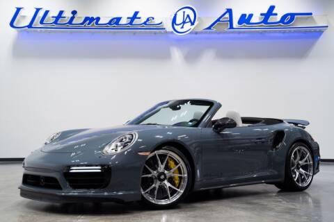 2017 Porsche 911 Turbo S for sale at Ultimate Auto in Orlando FL