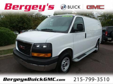 2016 GMC Savana Cargo for sale in Souderton, PA