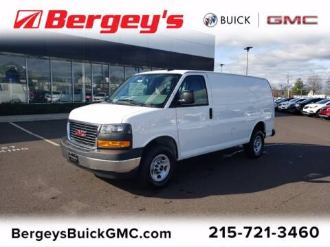 2020 GMC Savana Cargo for sale at Bergey's Buick GMC in Souderton PA