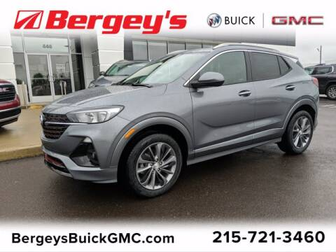 2020 Buick Encore GX for sale at Bergey's Buick GMC in Souderton PA