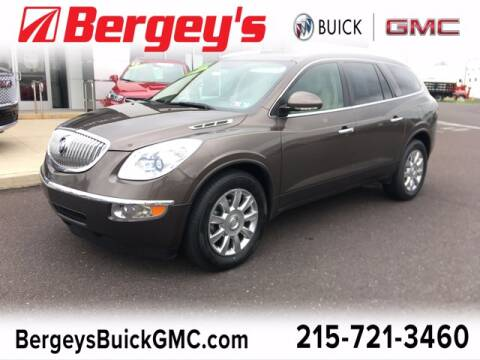 2011 Buick Enclave for sale at Bergey's Buick GMC in Souderton PA