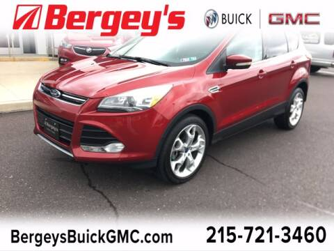 2013 Ford Escape for sale at Bergey's Buick GMC in Souderton PA