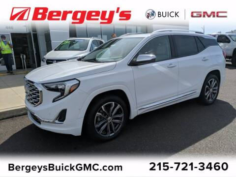 2020 GMC Terrain for sale at Bergey's Buick GMC in Souderton PA