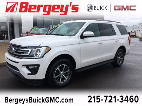 2019 Ford Expedition for sale at Bergey's Buick GMC in Souderton PA