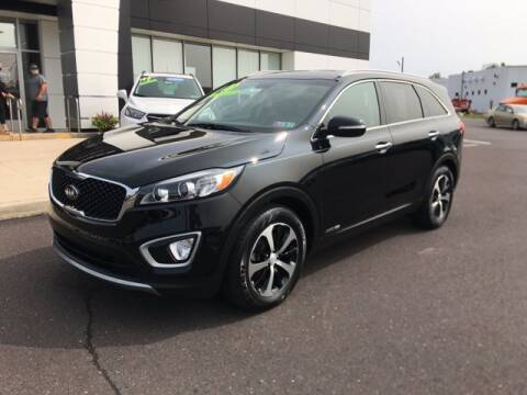 2018 Kia Sorento for sale at Bergey's Buick GMC in Souderton PA