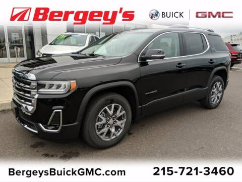 2020 GMC Acadia for sale at Bergey's Buick GMC in Souderton PA