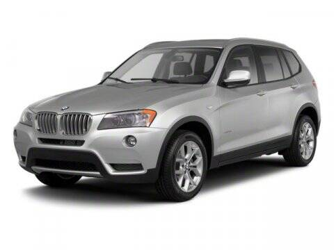 2013 BMW X3 for sale at Bergey's Buick GMC in Souderton PA