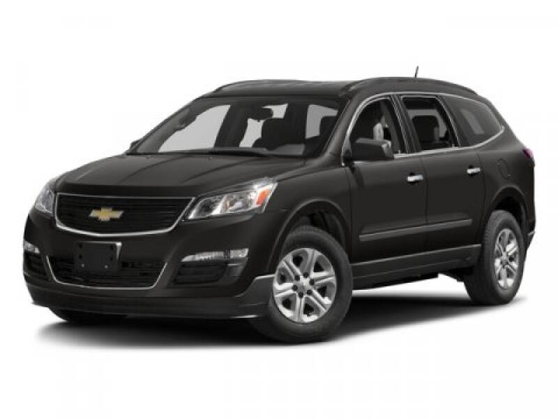 2017 Chevrolet Traverse for sale at Bergey's Buick GMC in Souderton PA