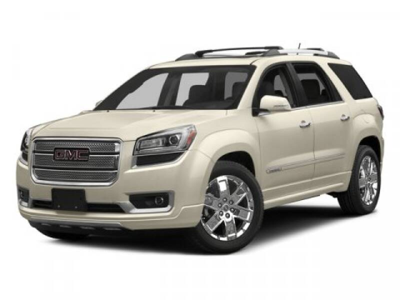 2016 GMC Acadia for sale at Bergey's Buick GMC in Souderton PA