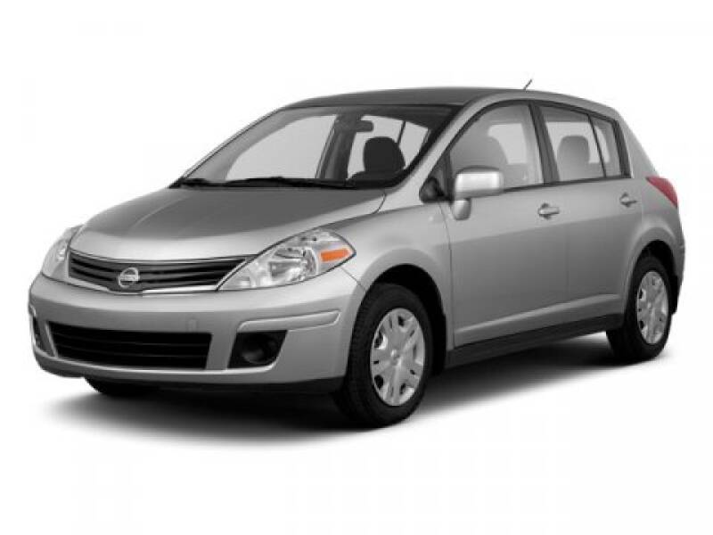 2012 Nissan Versa for sale at Bergey's Buick GMC in Souderton PA