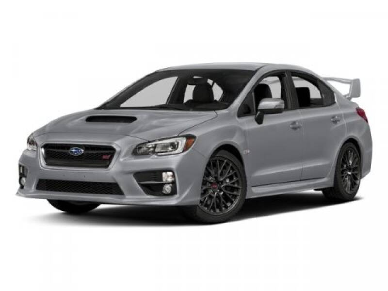 2017 Subaru WRX for sale at Bergey's Buick GMC in Souderton PA
