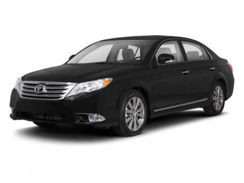 2011 Toyota Avalon for sale at Bergey's Buick GMC in Souderton PA