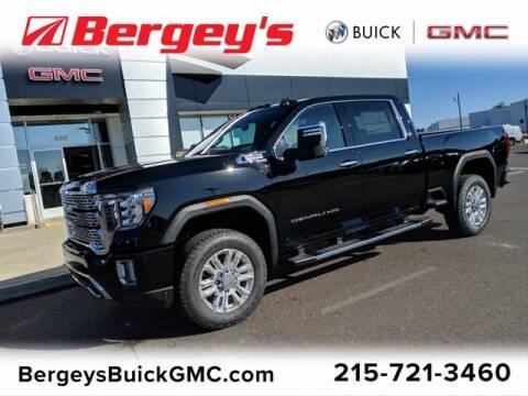 2020 GMC Sierra 3500HD for sale at Bergey's Buick GMC in Souderton PA