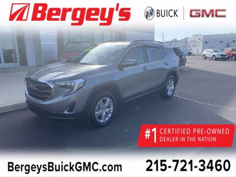 2019 GMC Terrain for sale at Bergey's Buick GMC in Souderton PA
