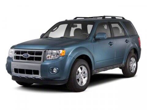 2012 Ford Escape for sale at Bergey's Buick GMC in Souderton PA