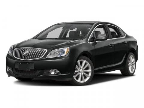 2017 Buick Verano for sale at Bergey's Buick GMC in Souderton PA