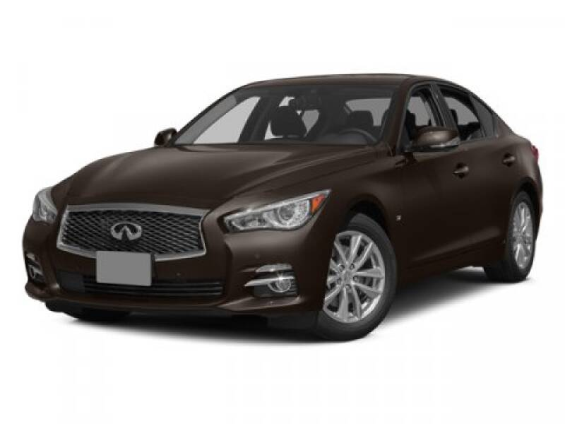 2014 Infiniti Q50 for sale at Bergey's Buick GMC in Souderton PA